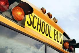 School Bus Close Up